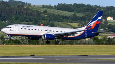 A picture of VPBMD - Boeing 7378MC - Aeroflot - © Chris Jilli