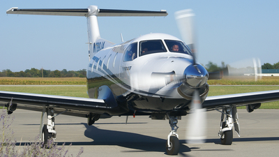 N799JA - Pilatus PC-12/47E - Private