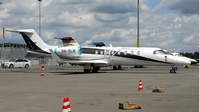 5N-BLW - Bombardier Learjet 45 - Private