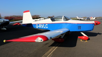 G-RVLC - Vans RV-7A - Private