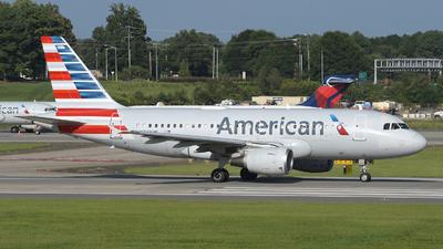 N741UW - Airbus A319-112 - American Airlines