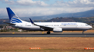 HP-1831CMP - Boeing 737-8V3 - Copa Airlines