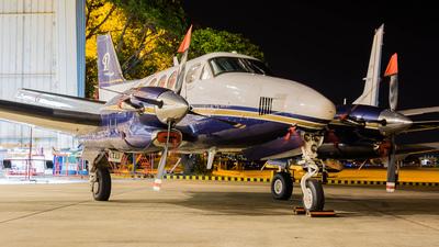 PR-RRT - Beechcraft C90B King Air - Private
