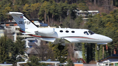 OE-FCP - Cessna 510 Citation Mustang - ABC Bedarfsflug