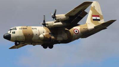 1279 - Lockheed C-130H Hercules - Egypt - Air Force