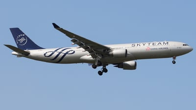 B-18311 - Airbus A330-302 - China Airlines