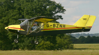 G-BZNH - Rans S-6ES Coyote II - Private
