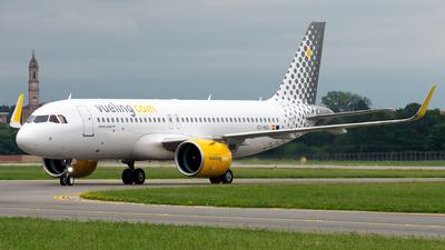 EC-NDC - Airbus A320-271N - Vueling Airlines