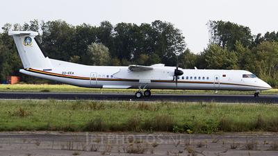 D2-EEA - Bombardier Dash 8-Q402 - Angola - Air Force