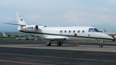 C-GXNW - Gulfstream G150 - Skyservice Business Aviation