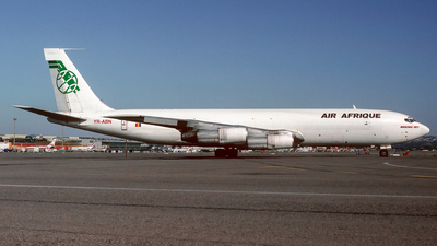 YR-ABN - Boeing 707-321C - Air Afrique