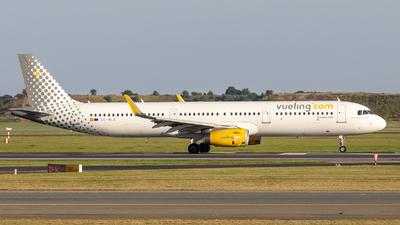 EC-MLD - Airbus A321-231 - Vueling