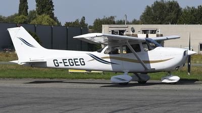 A picture of GEGEG - Cessna 172R Skyhawk - [17280894] - © diopere geert