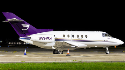N534RV - Hawker Beechcraft 800XP - REVA Air Ambulance
