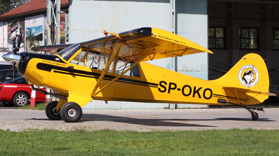 SP-OKO - Aviat A-1A Husky - Private