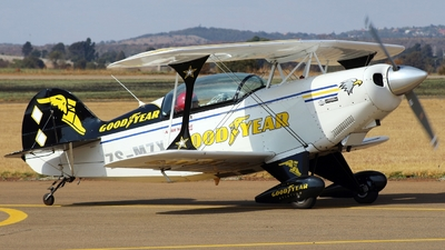 ZS-MZX - Pitts S-2B Special - Goodyear