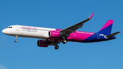 D-AVXJ - Airbus A321-271NX - Wizz Air UK