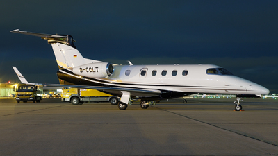D-COLT - Embraer 505 Phenom 300 - Private
