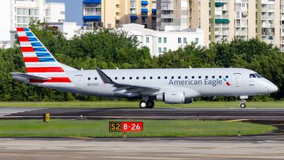 N510SY  - Embraer 170-200LR - American Eagle