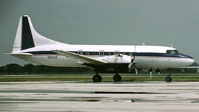 N102US - Convair CV-440 - Private