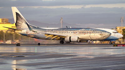 N559AS - Boeing 737-890 - Alaska Airlines