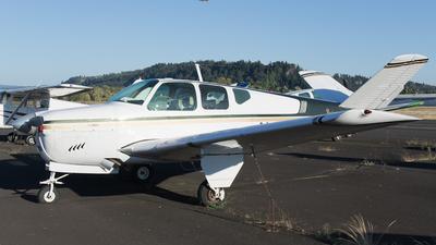 N830N - Beechcraft M35 Bonanza - Private