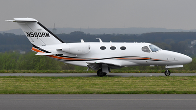N580RM - Cessna 510 Citation Mustang - Private