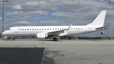 VH-UYC - Embraer 190-100IGW - Alliance Airlines
