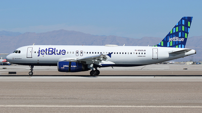 N569JB - Airbus A320-232 - jetBlue Airways