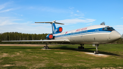 EW-85706 - Tupolev Tu-154M - Belavia Belarusian Airlines