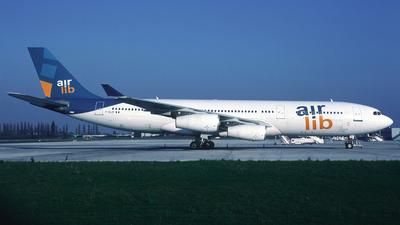F-GLZF - Airbus A340-211 - Air Lib