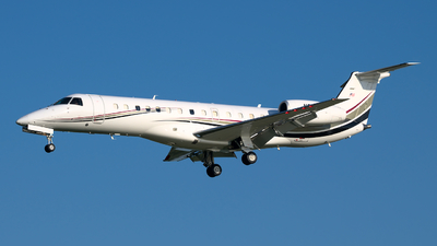 N538M - Embraer ERJ-135ER - Private