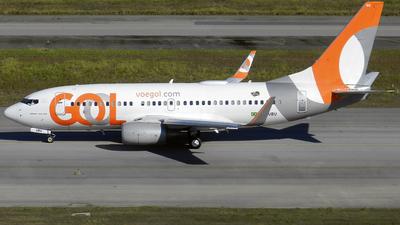 PR-VBV - Boeing 737-76N - GOL Linhas Aéreas