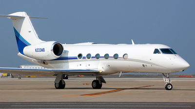 N333MB - Gulfstream G450 - Private