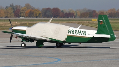 N80HW - Mooney M20R Ovation - Private
