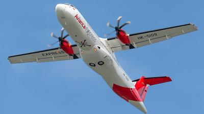 HK-5109 - ATR 72-212A(600) - Avianca Express