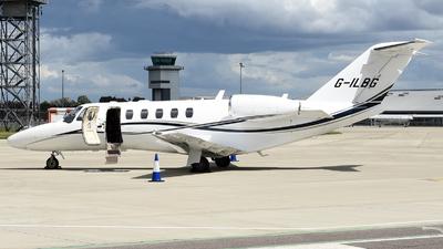 A picture of GILBG - Cessna 525A CitationJet Cj2+ - Catreus - © David Oates