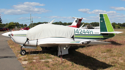 N4244H - Mooney M20J - Private
