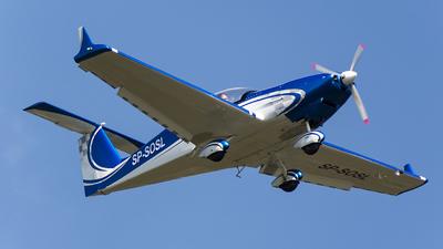 A picture of SPSOSL - Dova Aircraft DV1 Skylark - [] - © KonradWyszynski