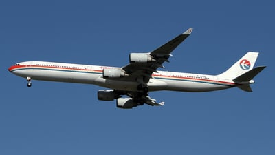 B-6051 - Airbus A340-642 - China Eastern Airlines