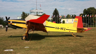 HA-MFZ - Zlin Z-137T Agro Turbo - Private