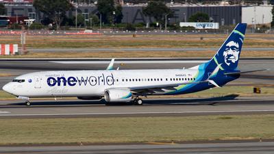 N486AS - Boeing 737-990ER - Alaska Airlines