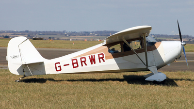G-BRWR - Aeronca 11AC Chief - Private