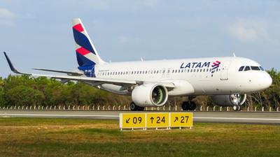 PR-XBA - Airbus A320-271N - LATAM Airlines