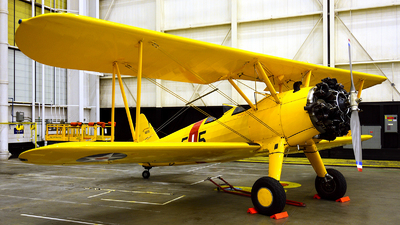 N515K - Boeing A75N1 Stearman - Private