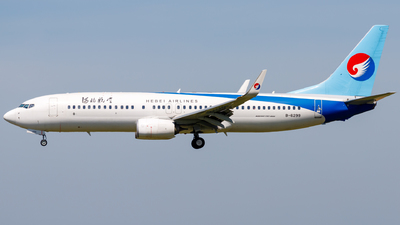B-6299 - Boeing 737-8LW - Hebei Airlines