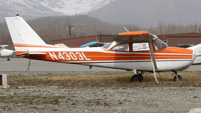 N4303L - Cessna 172G Skyhawk - Private
