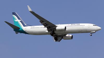 9V-MGM - Boeing 737-8SA - SilkAir