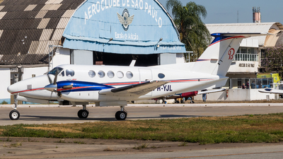 PR-YJL - Beechcraft B200 Super King Air - Private
