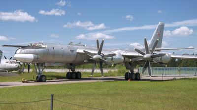 31 - Tupolev Tu-95MS Bear-H - Russia - Air Force
